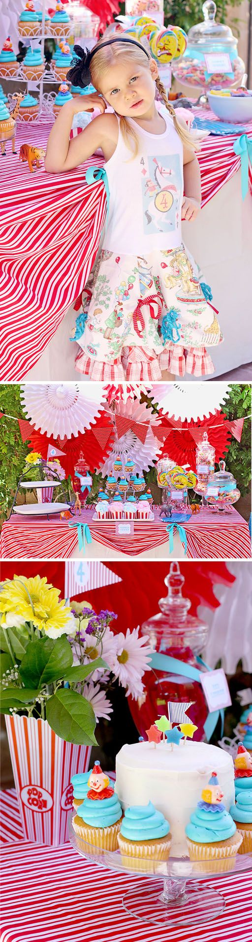 324 best under the big top party images on pinterest party big