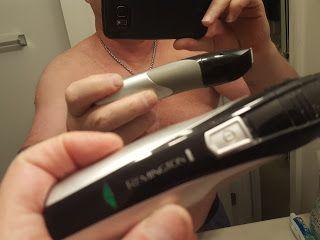 PopRox: Fathers Day Draws First Blood: Remington Beard Tri...