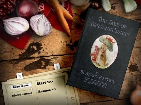 SALE: PopOut! The Tale of Benjamin Bunny by Beatrix Potter is now 2.99$ (was 4.99$)!