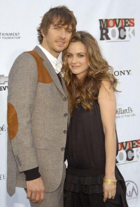 Alicia Silverstone & Christopher Jarecki | Celebrities ...