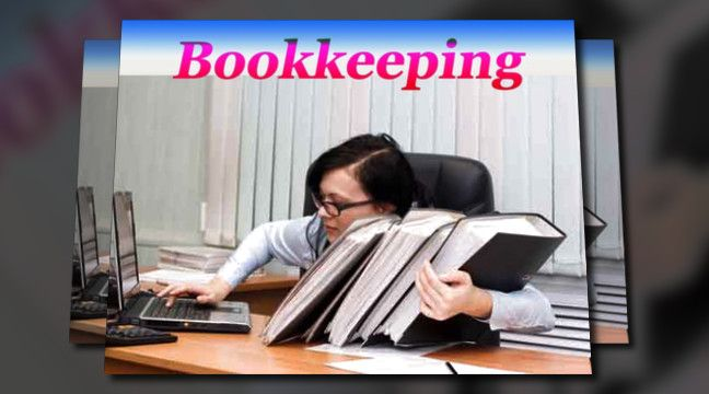 'Bookkeeping' Click to watch the video!