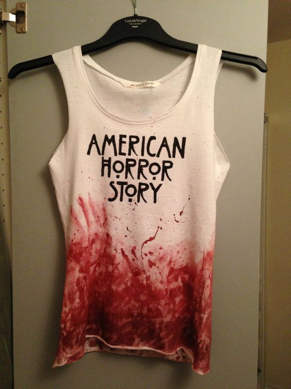 American Horror Story Inspired TShirt by AwksF on Etsy, £18.50