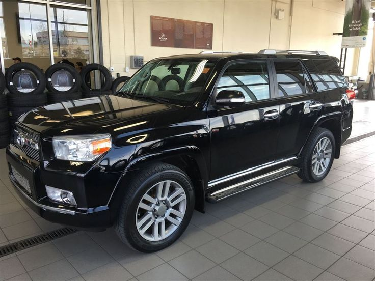 We're more than #Acuras! Check out this 2011 Toyota 4runner Limited #4WD>