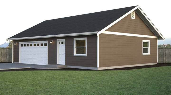 Free garage plans 24 x 30 woodworking projects plans for Free garage plans online