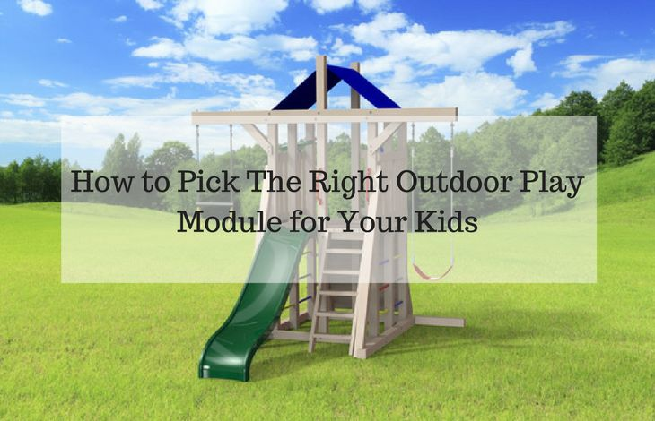 Whenever you choose a park play equipment for your kids. You need to select the module which is safe. You must know how to clean and maintain this equipment. Read here to know the ways to choose the play equipment. #playground #outdoorplay #playequipment