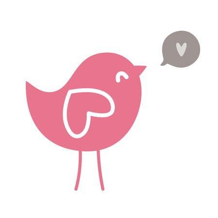 Matrice de découpe – D'co – Oiseau                              …