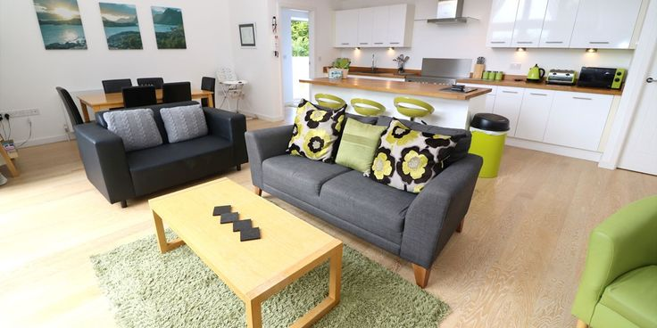 Woolacombe Holiday Cottages High Tides Lounge