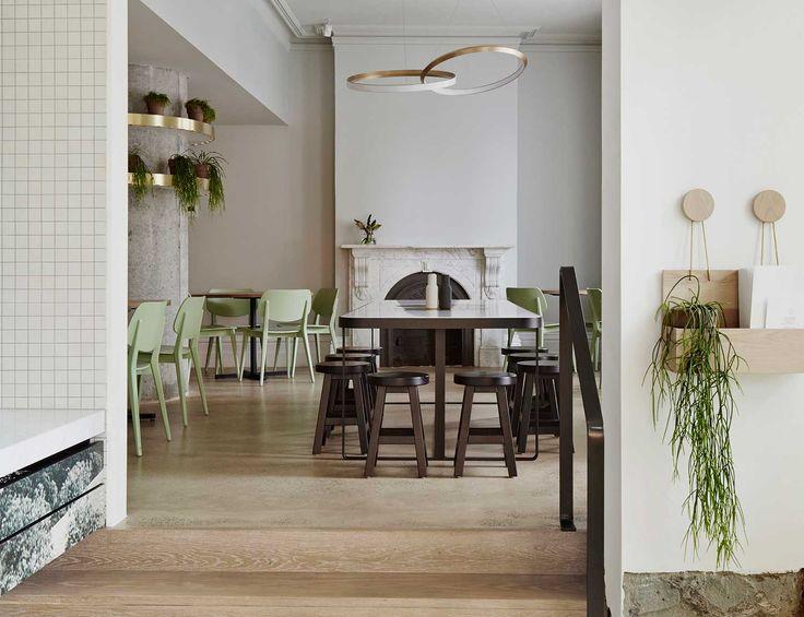 Kettle Black Cafe In Melbourne By Studio You Me Interior Design BlogsHospitality