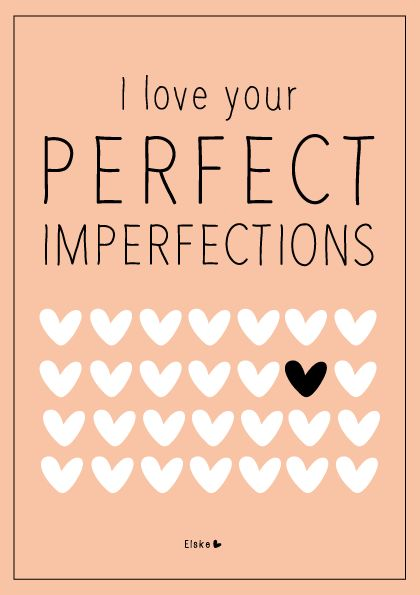 Yes. Yes. Yes. :: Perfect imperfections | Elske | www.elskeleenstra.nl