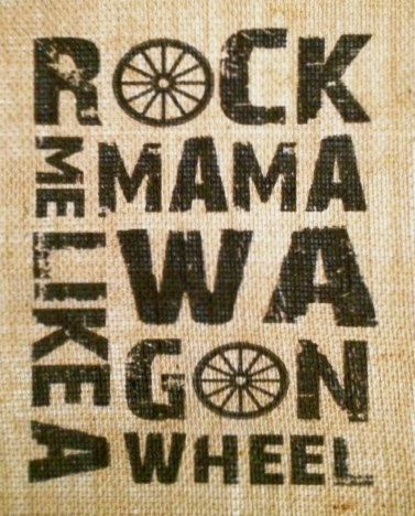 Wagon Wheel by PictureItSouthern on Etsy, $35.00