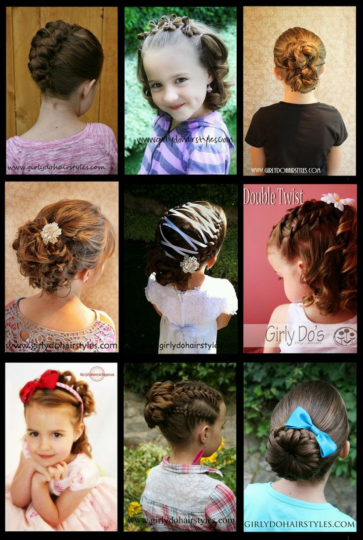 Girly do hairstyles by jenn easter hairstyles idea s easter