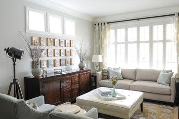 Serene family home transitional living room vancouver simply home decorating this paint Transitional home decor pinterest