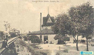 Georgia History Capital Name | Profile for Cordele, Georgia, GA