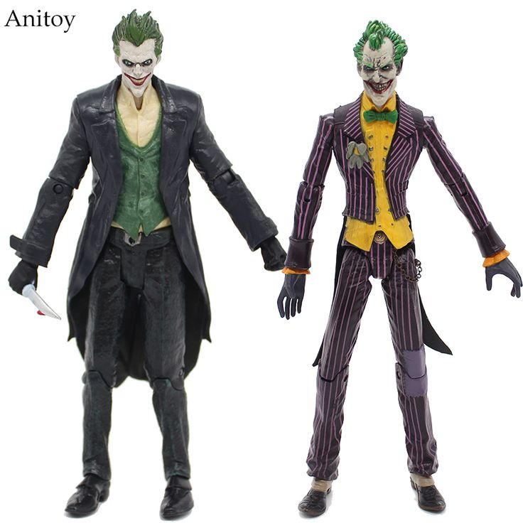 "Like and Share if you want this  DC Batman The Joker Arkham Origins PVC Action Figure Collectible Model Toys 7"" 18CM KT107    20.86, 21.00  Tag a friend who would love this!     FREE Shipping Worldwide     Get it here ---> http://liveinstyleshop.com/dc-batman-the-joker-arkham-origins-pvc-action-figure-collectible-model-toys-7-18cm-kt107/    #shoppingonline #trends #style #instaseller #shop #freeshipping #happyshopping"