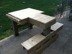Free Shooting Bench Plans                                                                                                                                                                                 More