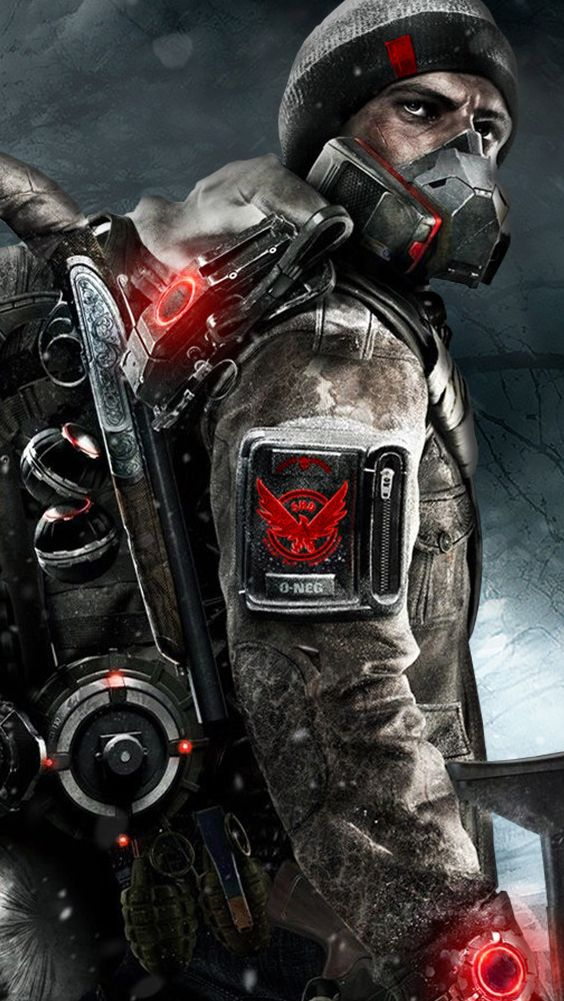 Tom Clancy' The Division