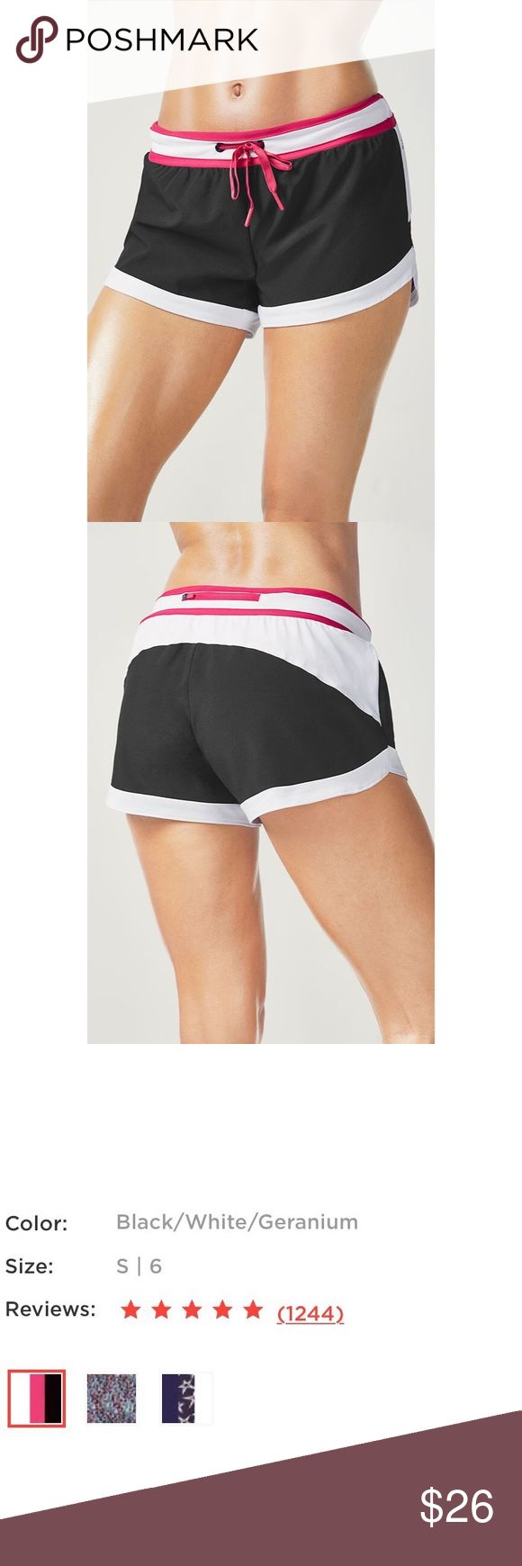 NWT Fabletics Riho Short NWT! I just prefer my gym shorts to be a bit looser. Reasonable offers welcome.  🖤No trades or PayPal🖤 Fabletics Shorts