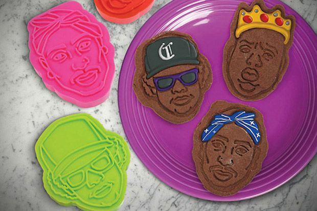 Hip Hop Baking Goods: Baking With My Homies Cookie Stamps | First Look http://stupidDOPE.com/?p=340086 #stupidDOPE