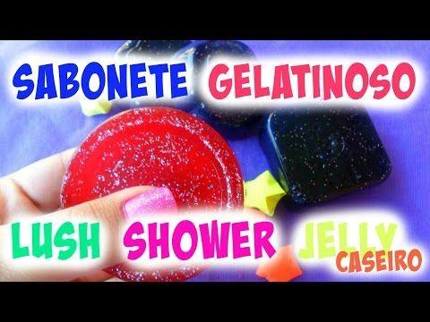 VÍDEO: FAÇA VOCÊ MESMA - SABONETE GELATINOSO - LUSH SHOWER JELLY (CASEIRO) - Um Mimo Só | Blog de moda,beleza,diy e comportamento