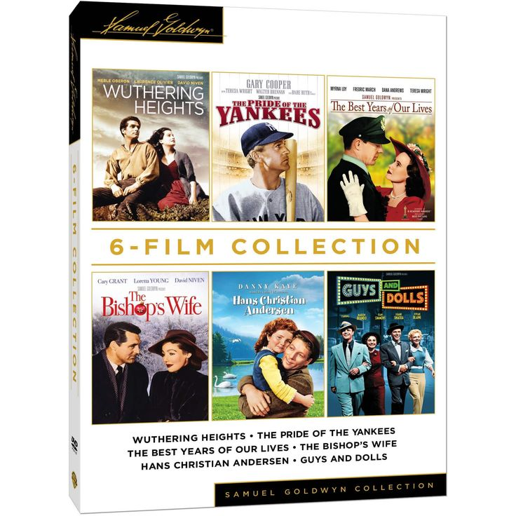 Warner Samuel Goldwyn Collection