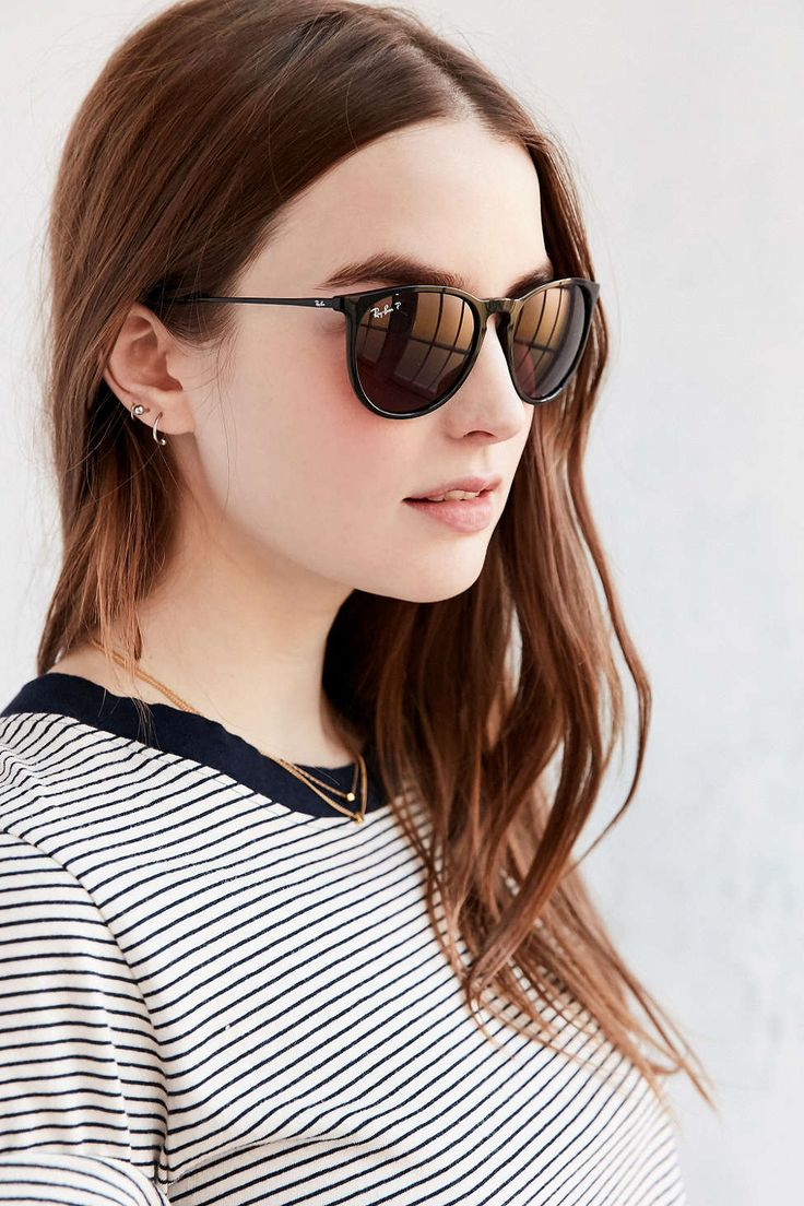 Ray ban sunglasses for couple - Ray Ban Erika Polarized Sunglasses