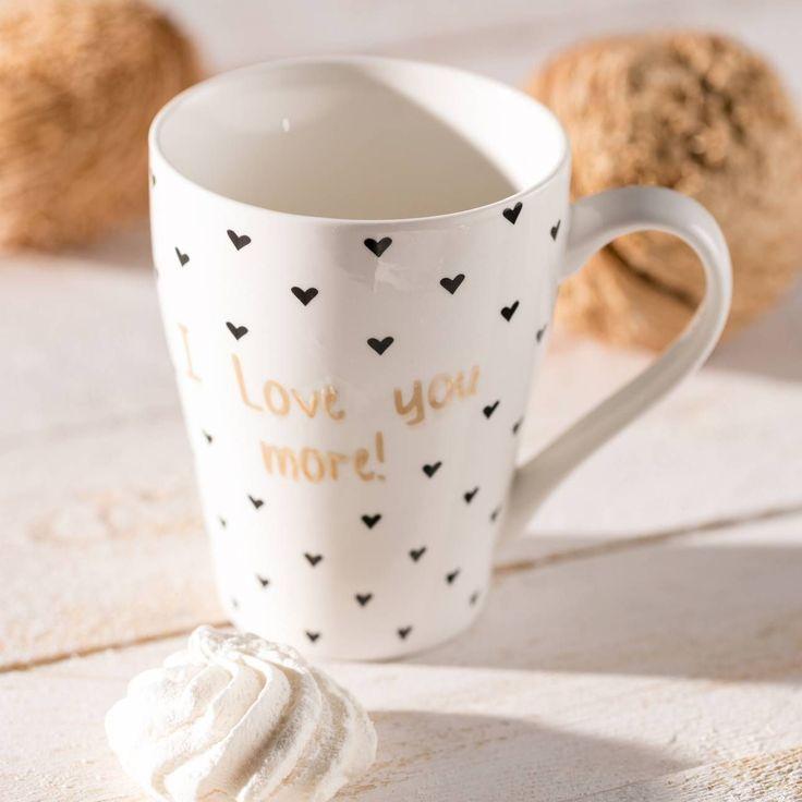 So kann der Tag beginnen: ein kleiner Liebesbeweis am Frühstückstisch