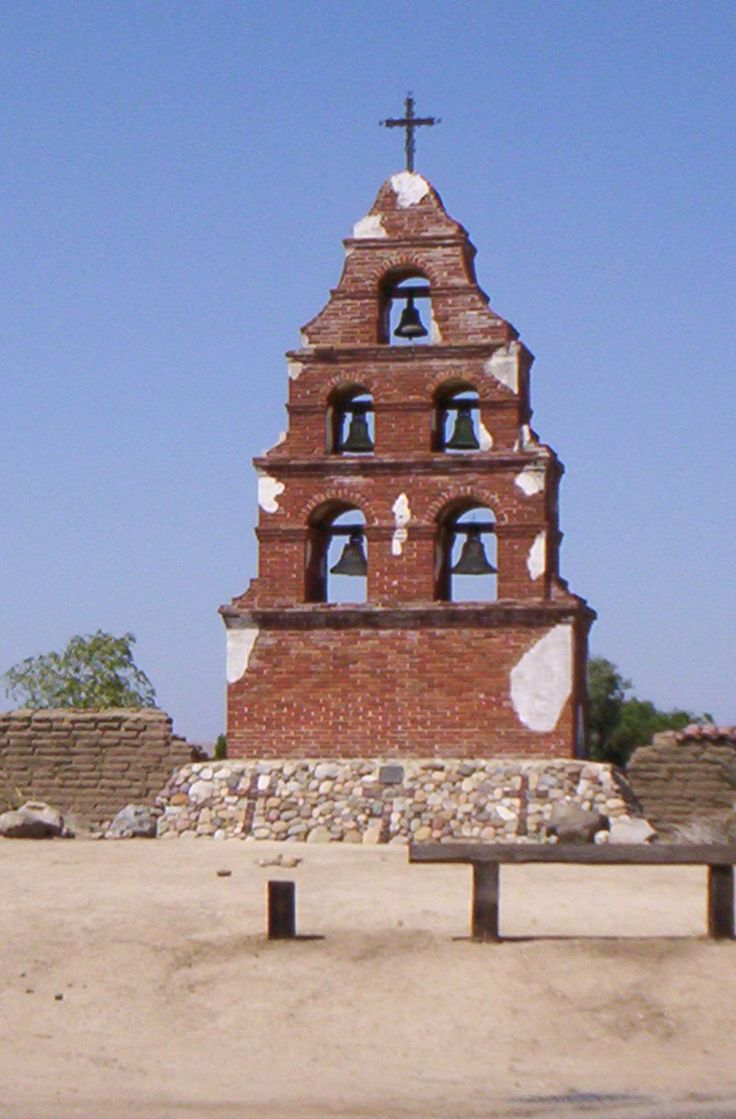 California Missions | Weird California - Mission San Miguel