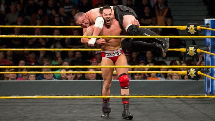WWE NXT 11/30/16: Samoa Joe vs Tye Dillinger