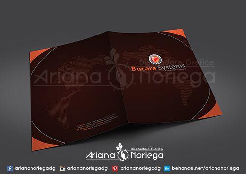 Diseño de Carpeta Empresarial: Tiro y Retiro - Bucare Systems