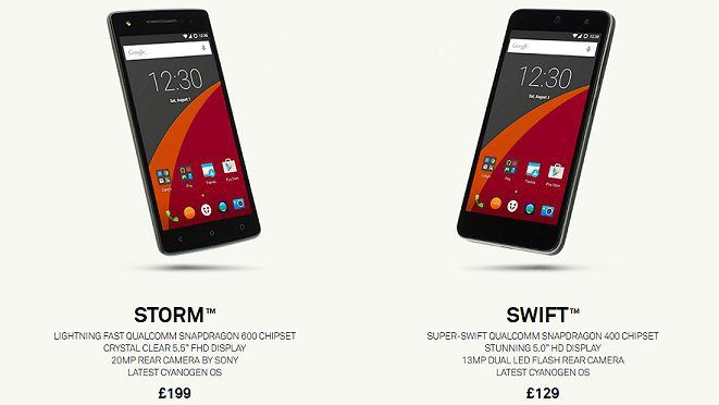"""Wileyfox the European """"OnePlus"""" launched"""
