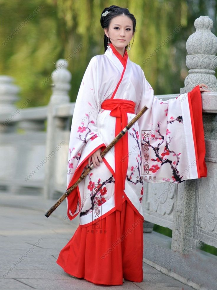 traditional chinese clothing kimono women hanfu quju robe