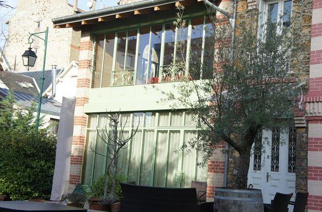 facade verri re construire une maison facade verri re. Black Bedroom Furniture Sets. Home Design Ideas