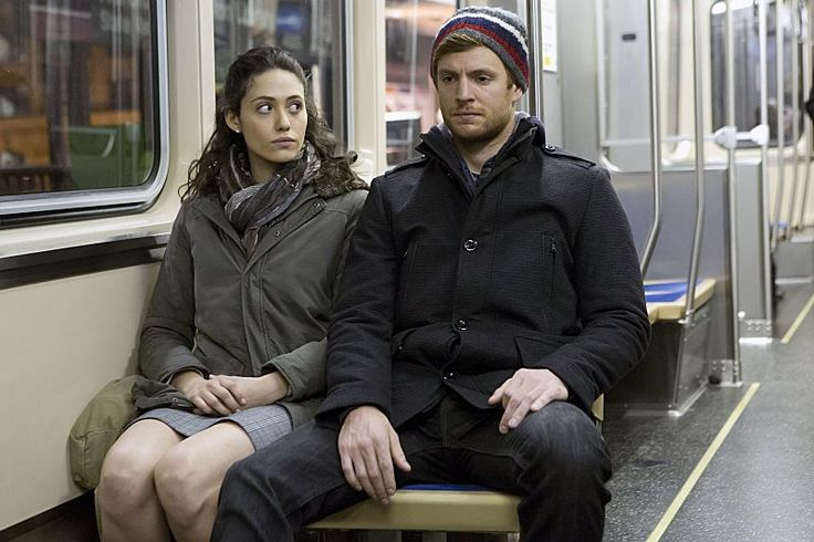 SHAMELESS Season 4 Episode 4 Strangers On A Train Photos : Against her better judgment, Fiona continues..