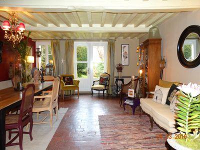 Salle à manger des Chambres d'hôtes à vendre près de Bayeux dans le Calvados