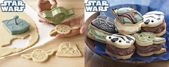 Star-Wars cortador de galletas