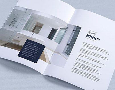 Best  Brochure Design Layouts Ideas On   Booklet