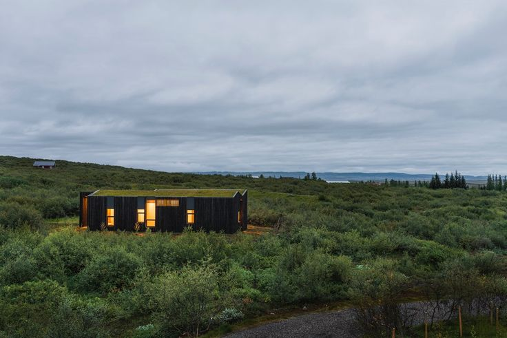 Genius Loci: Exploring Iceland's Remote Cottages - Architizer