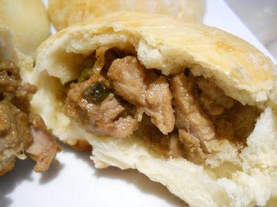 Eat cook and love: Petits pains farcis au porc Char Siu