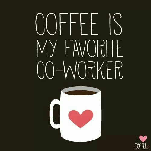 Coffee is always Employee of the Month in our eyes! #MrCoffee