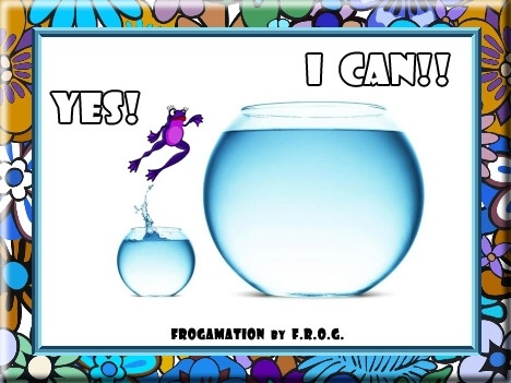 ...YES... I Can...