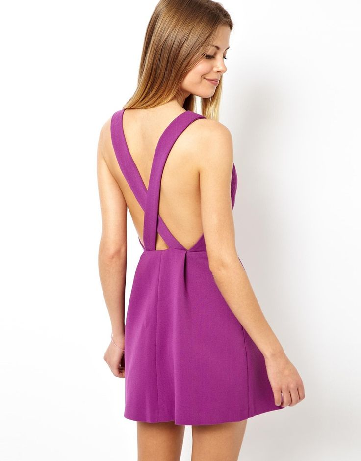 radiant orchid asos dress color of the year pantone