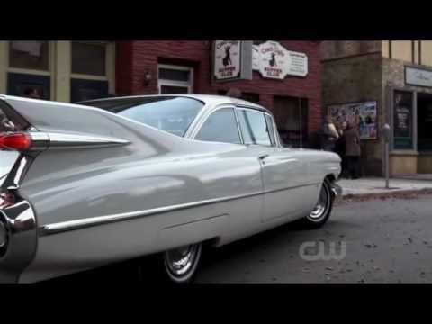 Supernatural - Death played by Julian Richings.