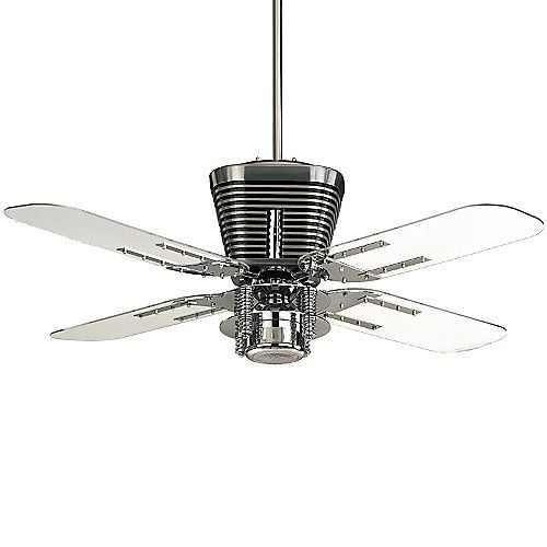 Retro Ceiling Fan by Quorum International at Lumens.com