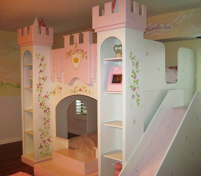 1351 best images about kids rooms on pinterest little for Castle kids room