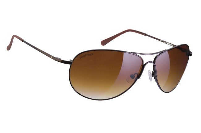 Classic aviators with dark lenses.  Bikers from Fastrack     http://www.fastrack.in/product/m050br5/?filter=yes=bikers=1=695=2595=1