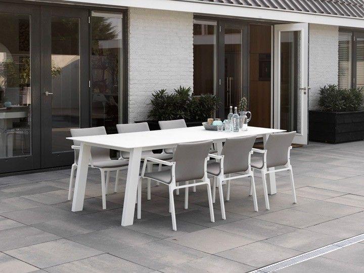 Die besten 25+ Gartenstuhl weiß Ideen auf Pinterest Gartentisch - gartenmobel set alu weis