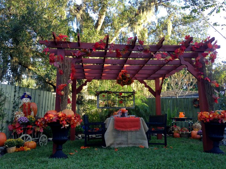 """Annual """"Welcome Fall Picnic"""" (2013)"""