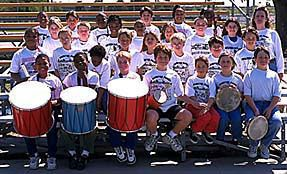 Samba for Kids, Samba Rhythms, Latin Percussion Rhythms & instruments: Artdrum.com