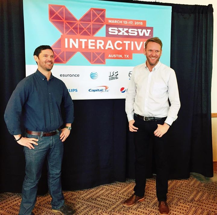 Our very own Si Goodall, from Lowe Open, spoke with Jim Emerson about the 'eCommerce Friction Lab' at SXSW. Full house and such an insightful session. Check out #FrictLab on Twitter to read the tweets.