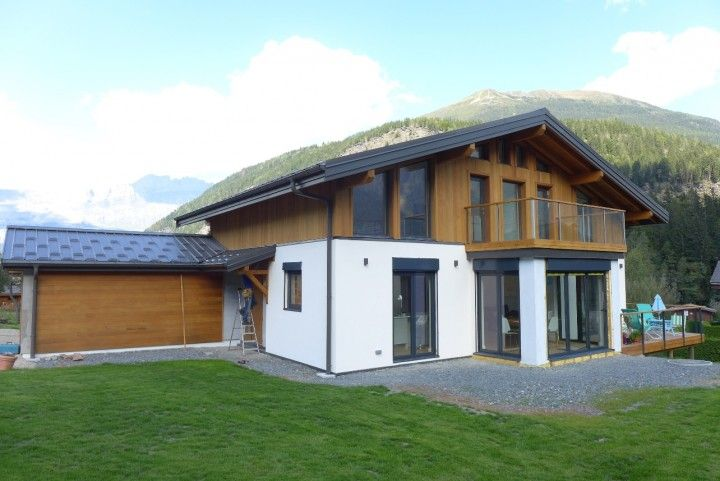 Maison Prarion - Nearly complete